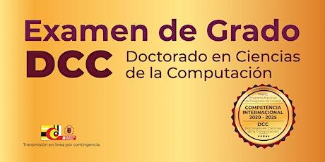 CIC-IPN: Examen de Grado Vázquez Burgos José Luis DCC entradas