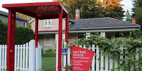 McCrae House Admission - August 2021 tickets