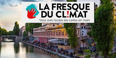 Atelier La Fresque du Climat au Point Ephémère (Paris) billets