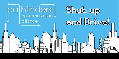 Shut Up and Drive! An accessible driving event tickets