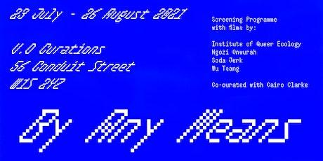 By Any Means, Screening Programme: Terror Nullius by Soda Jerk tickets
