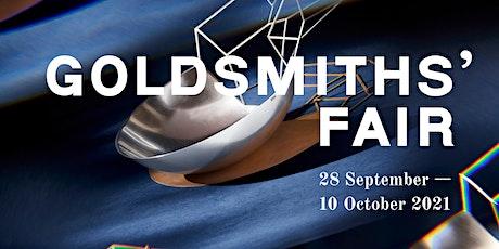 Goldsmiths' Fair 2021 tickets