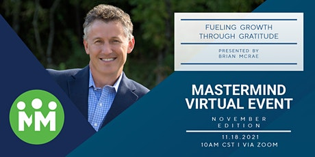 Mastermind Project—Virtual Event: November 2021 tickets