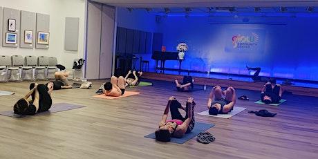 GCC Sunday Club - Yoga & Meditation tickets