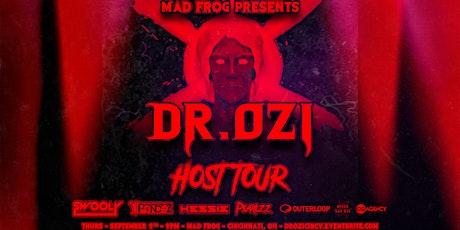 Dr.Ozi Host Tour Cincinnati tickets