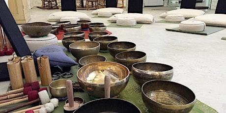 Atelier - Découvrez la magie des bols tibétains billets