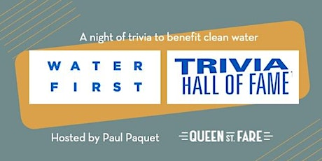Water First: A Night of Trivia tickets
