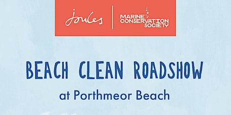 Joules Beach Clean Roadshow - Porthmeor Bay Wednesday 1st September tickets