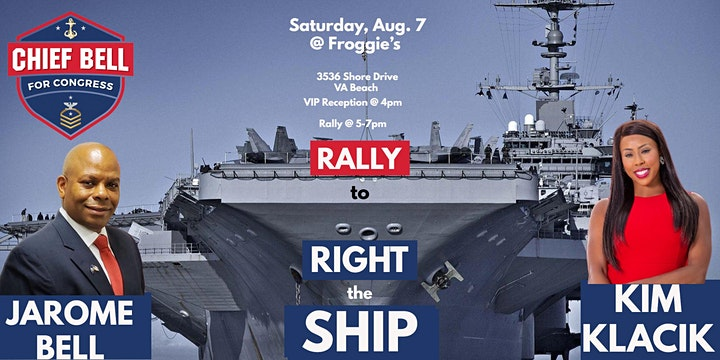 Rally to Right the Ship image