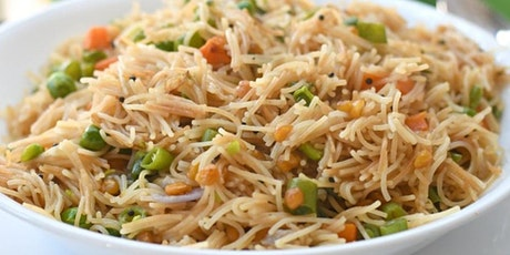 UBS - Virtual Cooking Class: Semiya Upma (with Vermicelli) - Plant Based tickets
