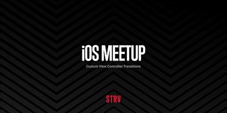 iOS Meetup tickets