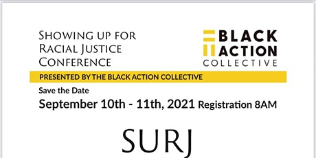 Showing up for Racial Justice Conference tickets