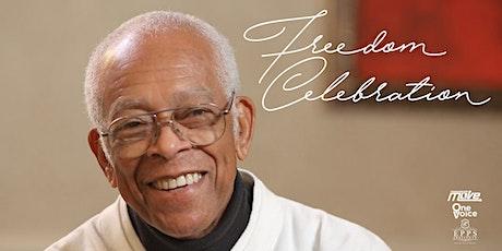 Freedom Celebration Honoring Hollis Watkins Muhammad tickets