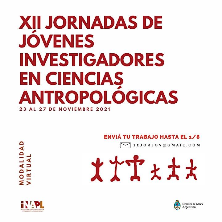 Imagen de XII Jornadas de Jóvenes Investigadores en Ciencias Antropológicas