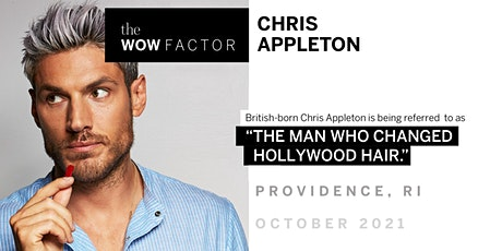 The Wow Factor with Chris Appleton tickets