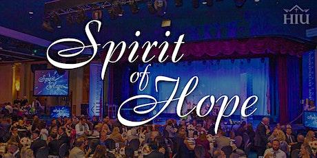 Spirit of Hope 2021 tickets