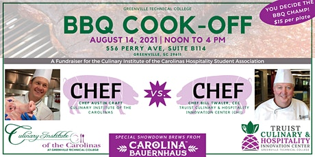 Chef vs. Chef BBQ Cook-off tickets