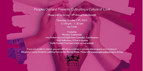 Cultivating a Culture of Love tickets