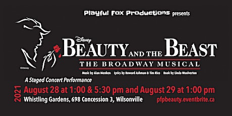 """Playful Fox Productions Presents: """"Disney's Beauty and the Beast"""" tickets"""