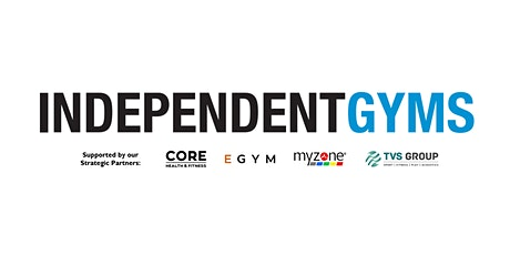 Independent Gyms Summer Conference Supplier Ticket tickets