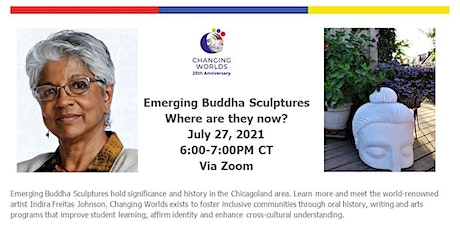 Emerging Buddha Sculptures: Where are they now? tickets