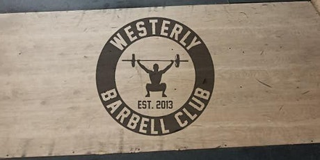 Westerly Barbell Open tickets