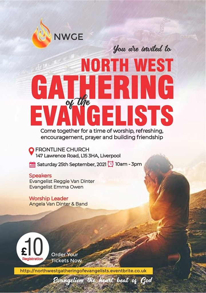 North  West Gathering of the Evangelists image