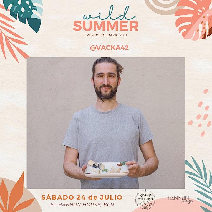 Imagen de WILD SUMMER: market solidario + showcooking QUESOS FRESCOS VEGANOS