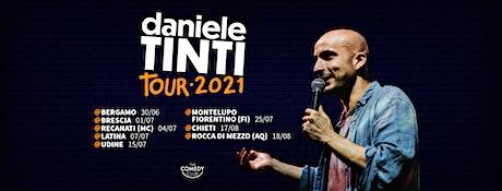 Stand Up Comedy: Daniele Tinti biglietti