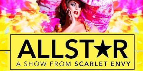 Scarlet Envy: ALLSTAR tickets