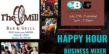 Austin's  #1 Happy Hour Business Mixer tickets