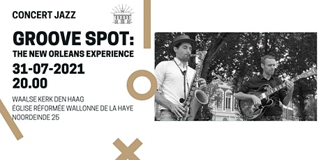 Groove Spot: The New Orleans Experience tickets