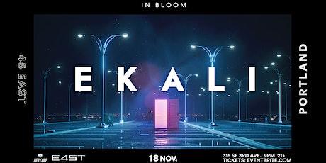 EKALI tickets