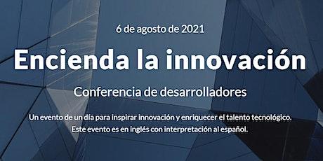 Encienda la innovación entradas