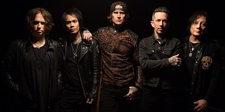 Buckcherry Live In Moncton October 26th tickets