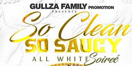 """""""So Clean So Saucy""""   All White Soirée   Kemar Highcon Live in Concert tickets"""