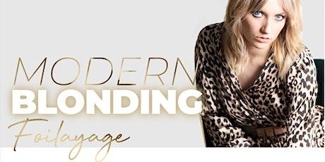 Modern Blonding: Foilayage | Hopkinsville, KY tickets