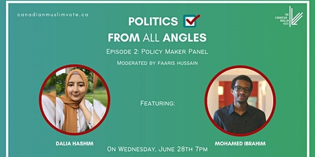 TCMV Presents: Policy Makers Panel! tickets