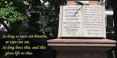Virtual Tour - Echoes of Shakespeare biglietti
