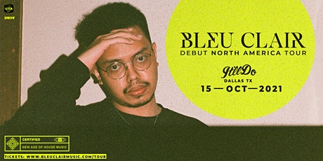 Bleu Clair at It'll Do Club tickets