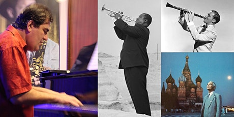 COOL WAR: American Jazz in the USSR Concert (Alexei Tsiganov, piano) + talk tickets