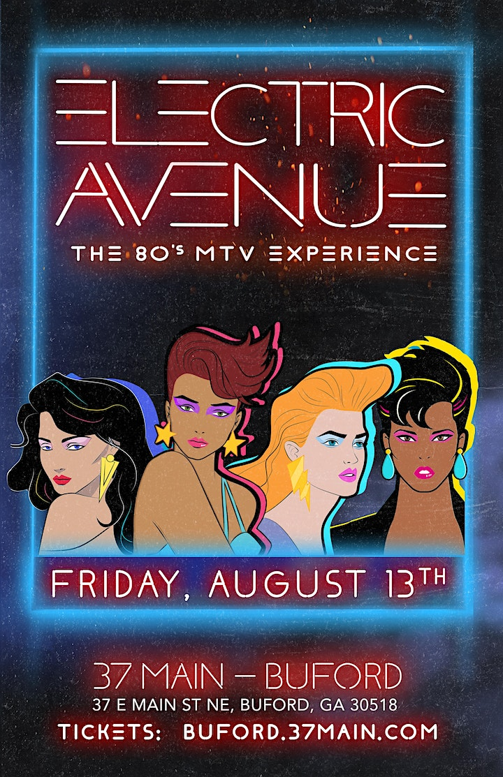 Electric Avenue (MTV 80s Experience) image