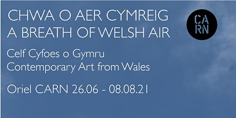 A Breath of Welsh Air - Sgwrs Artist | Artist Talk #2 29.07.2021 tickets