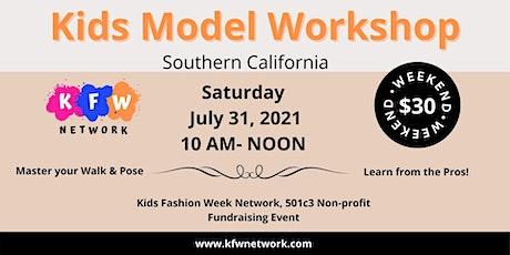 Model Workshop Fundraiser - So Cal tickets