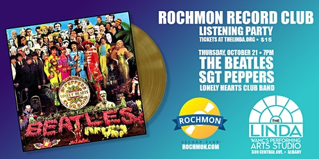 Rochmon Records Listening Club - Sgt. Peppers Lonely Hearts Club Band tickets