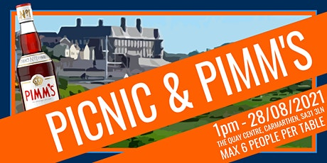 Picnic & Pimm's tickets