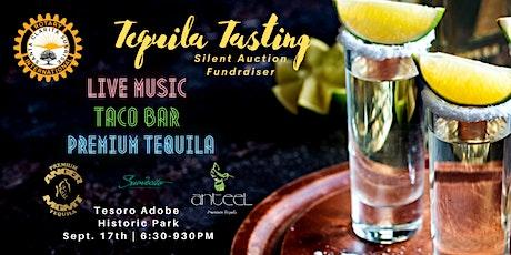 Santa Clarita Sunrise Rotary - Tequila Tasting Fundraising Event tickets