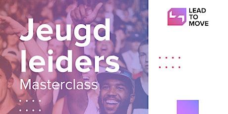 Jeugdleiders Masterclass tickets