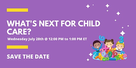 What's Next for Child Care? Reflecting on Pan-Canadian and Global Progress tickets