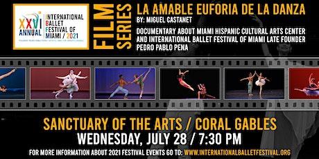 International Ballet Festival of Miami / Film Series tickets